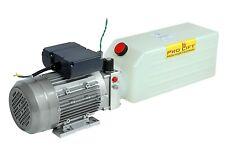 Elektropumpe 220V 200bar mit Magnet Ventil Hydraulikpumpe 2,2kW HP220W1J 02471