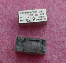 Relais V23040  24V (SIEMENS) x2
