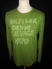 T-shirt Tommy Hilfiger Vert Taille L à - 57%