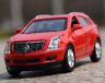 1/43 Alloy car model,Cadillac SRX 2012 ,door can open Collect gifts