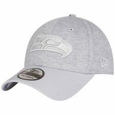 New Era 39Thirty Cap - JERSEY Seattle Seahawks grau