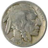1925 Indian Head Buffalo Nickel 5 Cent Piece 5c US Coin Collectible