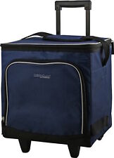 Navy  Thermos Thermocafe Insulated Cooler Cool Bag 52 Can 28 Litre