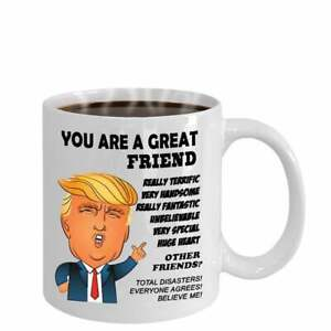 Funny Donald Trump 2020 Coffee Mug Saying Keep America Great Mug Funny Gift Cup