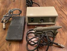 KAVO EWL K9 TYPE 915 DENTAL LAB/JEWELRY Controller, Handpiece, Stand & Peddle