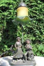 Tiffany Figurine Lamps