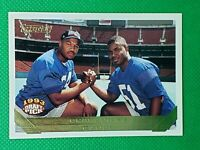 1993 Topps GOLD #275 Michael Strahan HOF ROOKIE New York Giants
