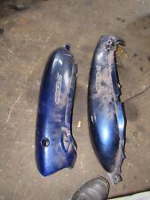 1999 suzuki gsx750 left right tail fairing cowl cover