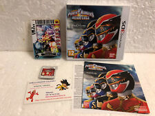 Jeu Vidéo Power Rangers Megaforce 3DS / 2DS Complet Nintendo Namco Bandai Mega