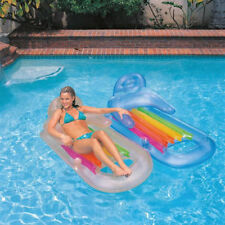Intex King Cool Lounge, Luftmatratze, Pool Lounge, Armlehne Rückenlehne