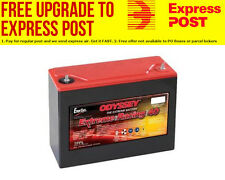 Odyssey Extreme Racing Battery 12V 500CCA.Lightweight (Only 27.5-lb.)