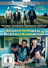 Unternehmen Rentnerkommune * DVD Serie 13-Teile Pidax Film TV Neu Ovp