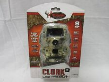 Wildgame Innovations Cloak 8 Lightsout Black Flash 8MP k8b14di