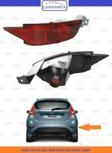FORD FIESTA MK7 MK8 REAR FOG LIGHT LAMP 2008 - 2017 RIGHT DRIVER SIDE NEW