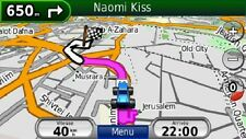 2018 Egypt and Israel car navigation map set for Garmin GPS on MicroSD card