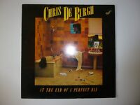 LP At The End Of A Perfect Day by Chris de Burgh - Vinyl Schallplatten
