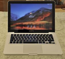 "MacBook Pro ""Core 2 Duo"" 2.4 13-Inch (Mid-2010) 8GB Ram, day 750GB Hybrid  A1278"