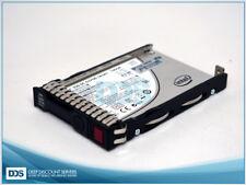 692164-001 HP 100GB SATA3 6.0Gb/s SFF Enterprise SSD