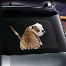 French Bulldog Die Cut Car Auto Decals Stickers Vinyl Self Adhesive Emblem/_1328