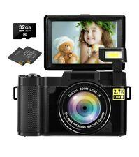 Digital Camera Vlogging 30MP YouTube Cam 3
