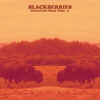 BLACKBERRIES - GREENWICH MEAN TIME+1   CD NEW