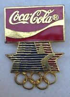 LONDON 2012 DAY 5 GOLD MEDAL MOC COCA COLA PIN BADGE