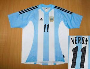 sale Argentina MESSI 2006 shirt L LARGE camiseta jersey soccer 2008 Copa America