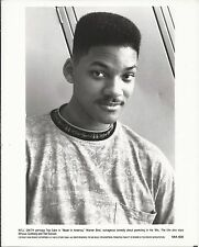 WILL SMITH MADE IN AMERICA  10X8 VINTAGE PHOTO RARE