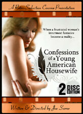 Confessions of a Young American Housewife DVD - 2 Disc Set, Rebecca Brooke NEW