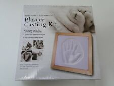 BABY PLASTER CASTING KIT( foot or hand)