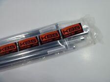 New KBS Tour 90 Iron Shaft Set 3-PW Stiff Flex .355 Taper