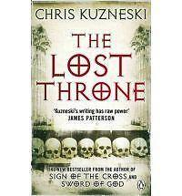 The Lost Throne, by Chris Kuzneski (Paperback, 2008)