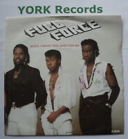 """FULL FORCE - Alice I Want You Just For Me - Excellent Con 7"""" Single CBS A 6640"""