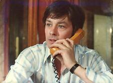 ALAIN DELON L'HOMME PRESSE 1977 VINTAGE PHOTO ORIGINAL #6