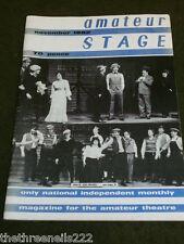 AMATEUR STAGE - MACK AND MABEL - NOV 1982