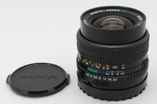 【EXC+++++】MAMIYA SEKOR C 55mm f/2.8 N Lens For 645 Pro TL Super From Japan