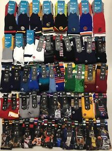 Stance Official NBA Legends HWC Hardwood Classics Elite Fusion Basketball Socks