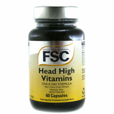 FSC Head High Vitamins, One-a-Day, Vegetarian 60 Capsules