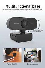 Webcam Full HD 1080P USB Camera - Built-in Microphone - PC, Mac, Linux, XBOX