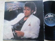MICHAEL JACKSON Thriller *RARE FOC VINYL LP MADE IN INDIA*