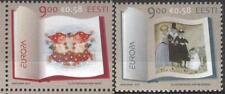 Mint stamps Europa CEPT 2010  from  Estonia
