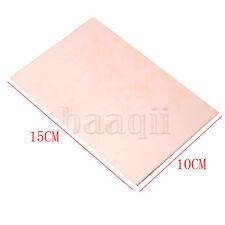 10x15cm Single Side PCB Copper Clad Laminate Board FR4 1.2MM For DIY Project HG
