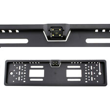 Car License Plate Frame Rear View Reverse Backup Parking Night Vision Camera V1