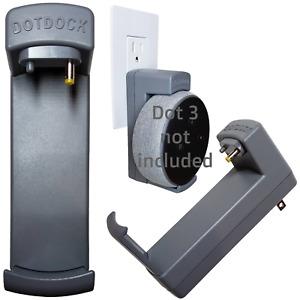 Amazon Echo Dot 3rd Gen Smart Speaker Wall Mount Power Supply DotDock No-Cords