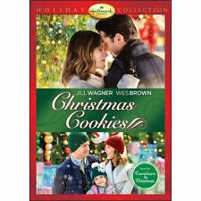 CHRISTMAS COOKIES DVD - SINGLE DISC EDITION - NEW UNOPENED - HALLMARK