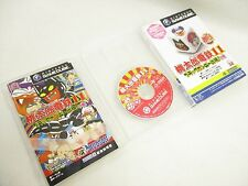 PEACH BOY DENTETSU 11 Black Bonbie Momotaro Game Cube Nintendo Japan gc