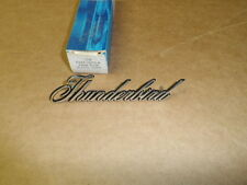NOS 1970 - 1976  Ford Thunderbird Emblem Script Nameplate