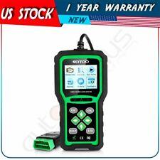 8-18V Vehicle Power Scanner Diagnostic Code Reader OBD2 EOBD Tool KWP2000 AH5100