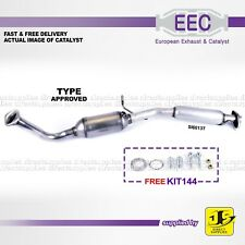EEC CATALYST SI6013T TYPE APPROVED SUZUKI JIMNY 1.3 16V G13BB M13A FREE KIT