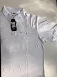 Adidas Golf Polo weiß Gr. XL